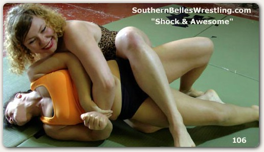 Latest Video at SouthernBellesWrestling